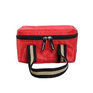 FALCON PLAN 猎鹰计划 户外 冷热两用保温包野餐包 冰包 背奶包冷藏箱 SOLE LOVE/红色