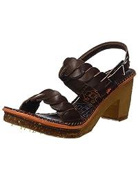 艺术女式1050mojave AMSTERDAM 凉鞋带脚踝绑带