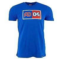Pritelli 1832204/L 男式 T 恤 Andrea Dovizioso to 04,L 码蓝色