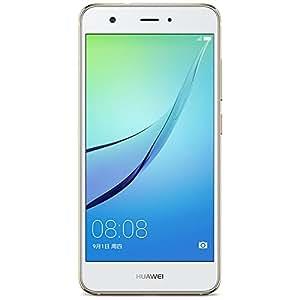 HUAWEI 华为 HUAWEI nova CAZ-AL10 4GB+64GB 全网通4G手机 香槟金(白)