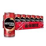 雀巢 雀巢咖啡(浓香焙煎) 210ml*24罐