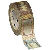 MT 日本 和纸胶带 复古标签