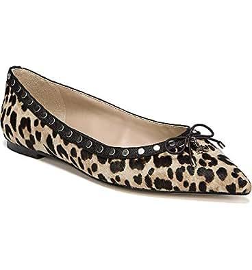 Sam Edelman 女 芭蕾鞋 Ralf G0385L3251 豹纹砂色 36.5 (US 6.5)