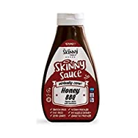 The Skinny Food Co. Zero Calorie Honey BBQ Sauce 425 ml 500 g