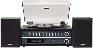 Teac MC-D800-B 播放器 / CD 系统(蓝牙 CD 播放器 USB FM / MW 调谐器 双路扬声器)黑色