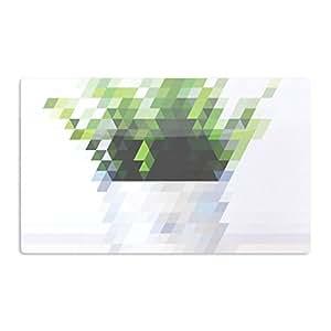 "KESS InHouse Danny Ivan""植物""艺术铝磁铁,5.08 厘米 x 7.62 厘米,多色"