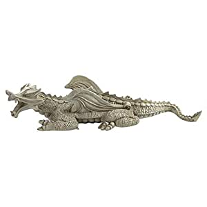 Design Toscano Warsin Dragon Sculpture - Large 灰色 大