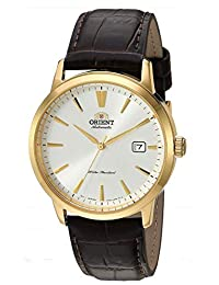 ORIENT 皮革表帶RA-AC0F04S10A Analog 皮革 棕色 RA-AC0F04S10A automatic-watches