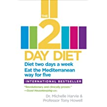The 2-Day Diet: Diet two days a week. Eat the Mediterranean way for five. (English Edition)