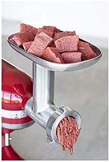 KitchenAid 5KSMMGA  研磨器配件 銀質