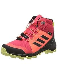 阿迪达斯中性儿童 Terrex GTX 远足靴