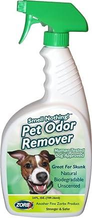 ZORBX 无味宠物异味去除剂 - 适用于所有宠物和儿童,不含刺激性化学物质、香水或香料,更*的宠物气味去除器立即有效使用