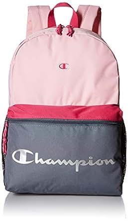 Champion 女孩大青年背包,粉色,青少年尺码