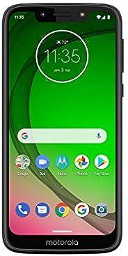Motorola G7 Play 32GB GSM Nano-SIM 手机 w/ 13MP 相机PAE80008US 深靛蓝色