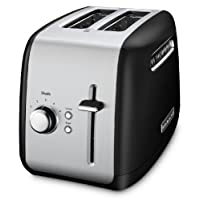KitchenAid Toaster with Manual High Lift Lever. KitchenAid Toaster with Manual High Lift Lever. Onyx Black