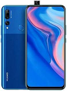 Huawei 华为 Y9 Prime 2019(128GB,4GB RAM)6.59英寸显示屏,3 个 AI 摄像机,4000mAh 电池,双卡 GSM 工厂解锁 - STK-LX3,美国和全球 4G LTE 国际型号STK-LX3 128GB...