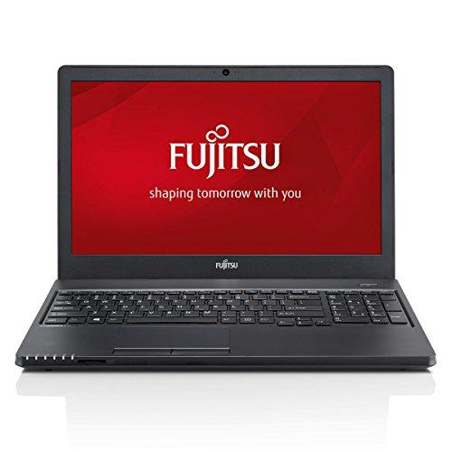 Fujitsu Lifebook A357 15.6 英寸笔记本电脑 - (黑色)Intel Core i3-6006U 处理器,4 GB 内存,512 GB 硬盘,HD 620 显卡,Windows 10 家庭版)