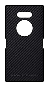 剃须刀电话 2:120Hz UltraMotion 显示屏 - Qualcomm Snapdragon 845 - 无线快速充电RC21-01350400-R3M1 Carbon Fiber Case for Razer Phone 2 黑色