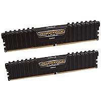 CORSAIR vENGEANCE LPX 64GB (2 x 32GB) DDR4 3600(PC4-28800) C18 1.35V 台式机内存 - 黑色