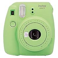 Fujifilm 富士 instax Mini 9 拍立得相机,柠檬绿