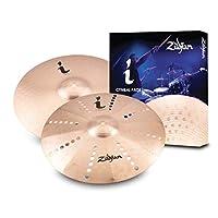 "Zildjian I Family 系列 - Expression Cymbal Pack 2 - (17""TRC, 18""C)"