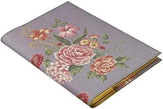 Daycraft 德格夫 花花世界系列筆記本 - 淡紫色