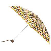 Orla Kiely by Fulton Orla M/Slim 2 禮盒多桿女士雨傘