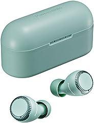 Panasonic 松下 RZ-S300WE-G True 无线入耳式蓝牙耳机(超紧凑,语音控制,无线,*长30小时电池使用时间)*
