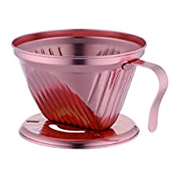 CASUAL PRODUCT *咖啡滤杯 镀铜 510502