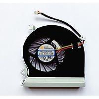 QUETTERLEE 更换新 CPU 散热风扇 适用于 MSI GE70 GE70 2OC GE70 2OD GE70 2PC GE70 2PE MS-1756 MS-1757 系列 PAAD06015SL N285 FAN