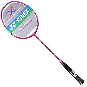 YONEX 尤尼克斯 女式 羽毛球拍全碳素双刃9羽拍 DUORA9 红色(亚马逊自营商品, 由供应商配送)
