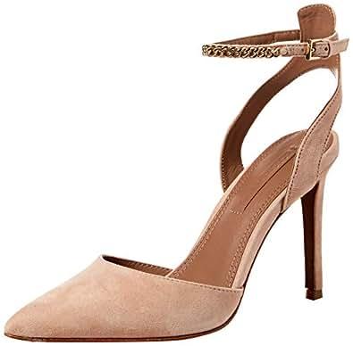 BCBGMAXAZRIA Cairo 女士高跟鞋 茶玫瑰 8 M US