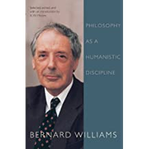 Philosophy as a Humanistic Discipline (English Edition)