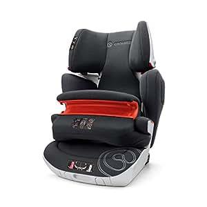 (跨境自营)(包税) 德国CONCORD儿童安全座椅Transformer变形金刚-XT PRO 黑色