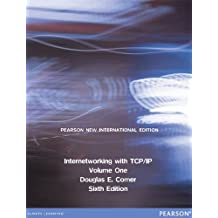 Internetworking with TCP/IP Volume One: Pearson New International Edition (English Edition)