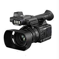 Panasonic 松下HC-PV100GK 手持式专业高清摄像机 松下PV100 婚庆 会议 摄像机 附送金士顿32G高速SD卡+摄包+备用电池+德卡龙斯二代49mmUV保护镜+高清线+读卡器+镜头纸+清洁套装