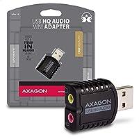 AXAGON ADA-17 USB - HQ 迷你音频