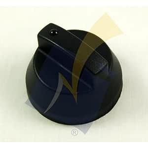 Music City Metals 00207 塑料控制旋钮替换精选煤气烧烤型号