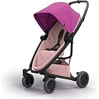 Quinny 酷尼 Zapp Felx Plus 婴儿推车 伞车 轻便可折叠,双向可坐可躺,可上飞机,适合0-4岁, 玫瑰粉