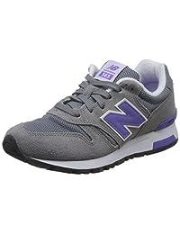New Balance 女 休闲跑步鞋565系列 WL565GLW-B