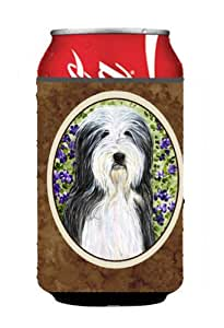 Bearded Collie Michelob Ultra Koozies for slim cans SS8022MUK 多色 Can Hugger