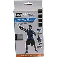 Capelli Sport 3 件装环阻力带
