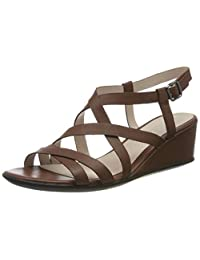 ECCO 爱步 女士Shape35坡跟凉鞋