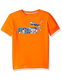 PUMA Boys' No.1 Logo Performance Tee