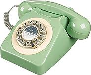 Wild Wood 法式电话TP039 215mm x 230mm x 122mm *