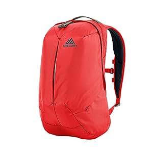Gregory 格里高利 男式 22L SKETCH22 户外登山徒步背包 双肩包  SKE22 Flame Red-烈焰红色 均码 新老LOGO更替
