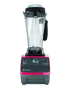 Vitamix标准搅拌机,2升 - 红色(认证翻新设备)