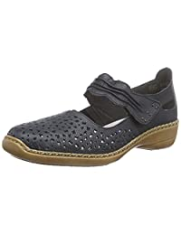 Rieker 41399,女式芭蕾平底鞋