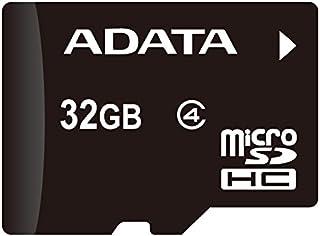 A-Data USA microSDHC Flash Memory Card 黑色 32GB