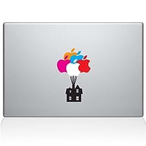 贴花 Guru 1062-MAC-11A-SY Up House MacBook 贴花乙烯基贴纸 - 15 英寸 MacBook Pro(2015 年及更早版本)
